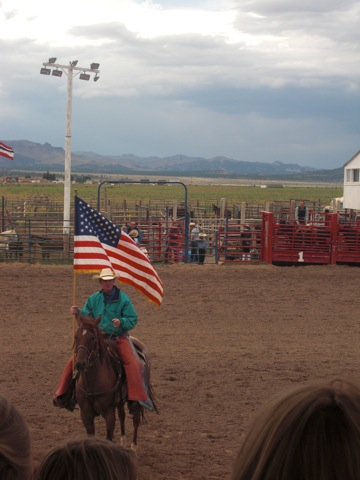 rodeo vlag