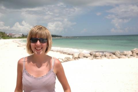 strand in bahamas