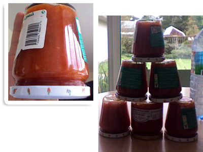 Ketchup result