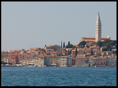 Kroatie kust